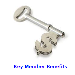Key Member Benefits
